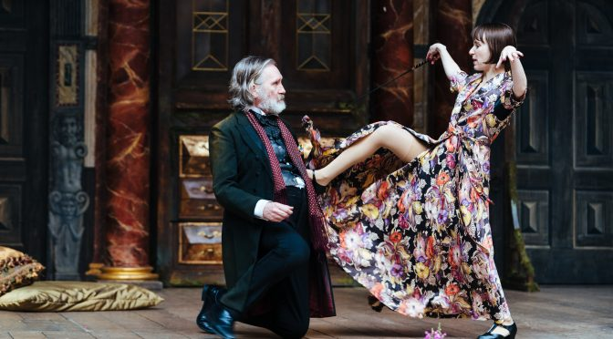 """The Merry Wives of Windsor"" at Shakespeare's Globe"