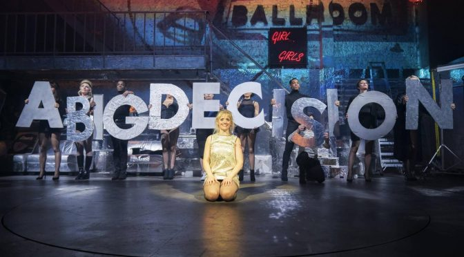 """""""Sweet Charity"""" at the Donmar Warehouse"""