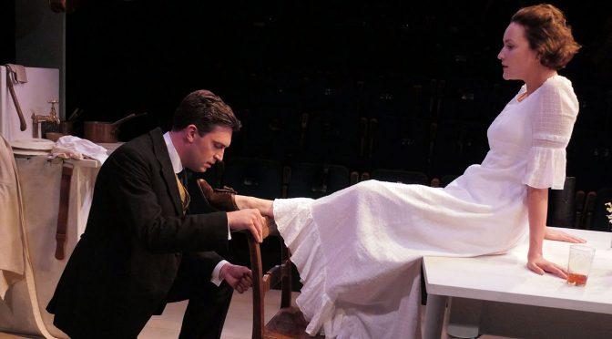 """""""Miss Julie"""" at the Jermyn Street Theatre"""