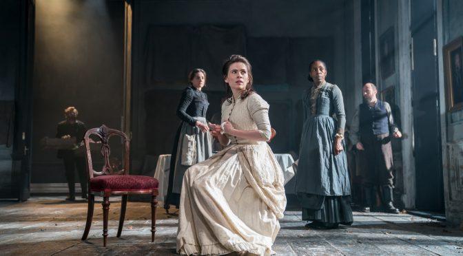 """Rosmersholm"" at the Duke of York Theatre"