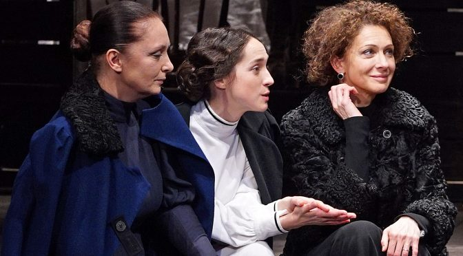 """Three Sisters"" at the Vaudeville Theatre"