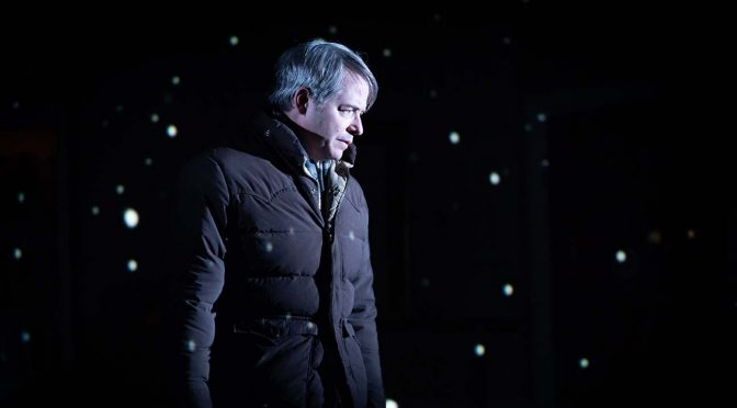 """""""The Starry Messenger"""" at Wyndham's Theatre"""