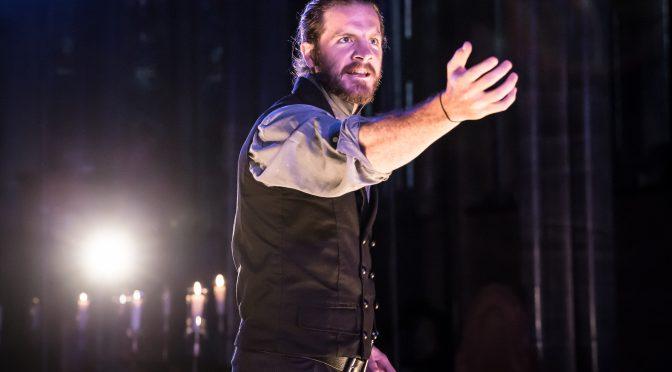 """Macbeth"" at Temple Church"