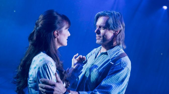 """""""The Bridges of Madison County"""" at the Menier Chocolate Factory"""