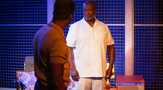"""My One True Friend"" at the Tristan Bates Theatre"