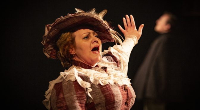"""""""Queen of the Mist"""" at the Charing Cross Theatre"""