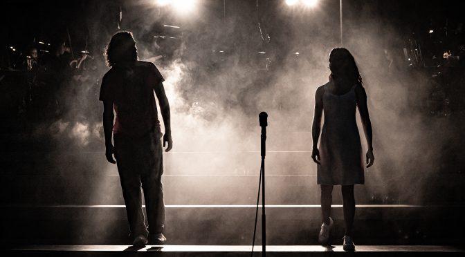 """""""Evita"""" at Regent's Park Open Air Theatre"""