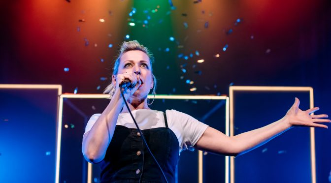 """""""What Girls Are Made Of"""" at the Soho Theatre"""