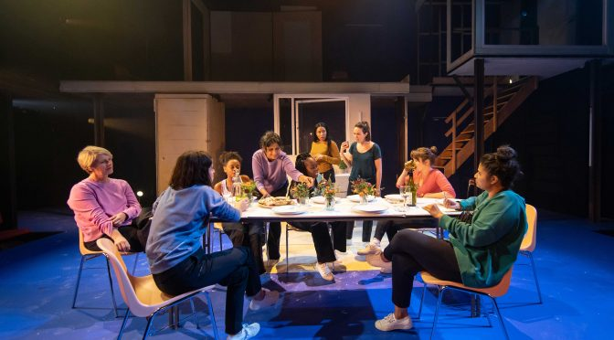 """""""[Blank]"""" at the Donmar Warehouse"""
