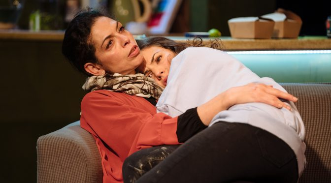 OUT OF SORTS by Danusia Samal at Theatre 503
