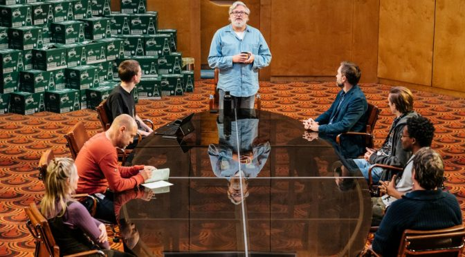 """""""The Antipodes"""" at the National Theatre"""
