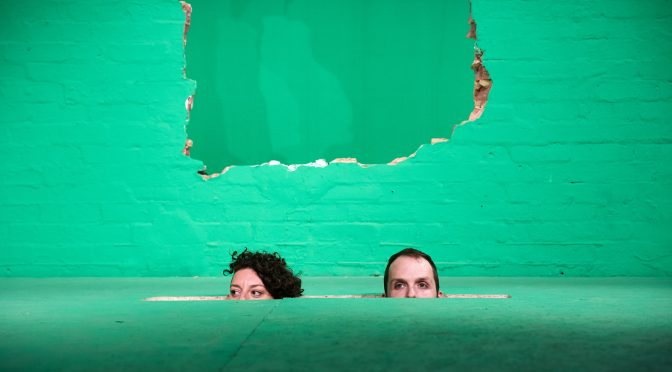 """""""Gaping Hole"""" at The Ovalhouse"""