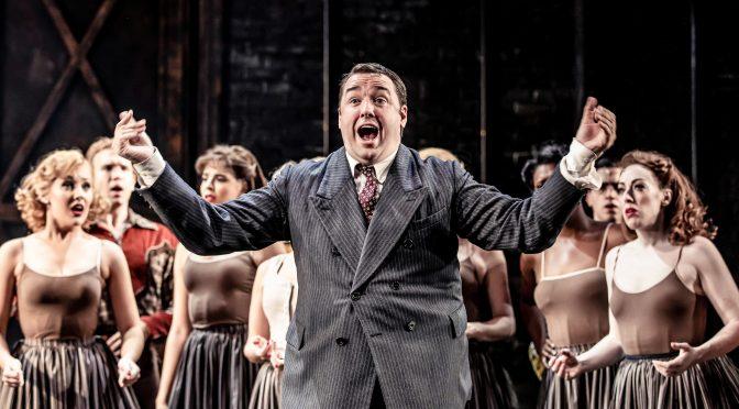 """Curtains"" at Wyndham's Theatre"