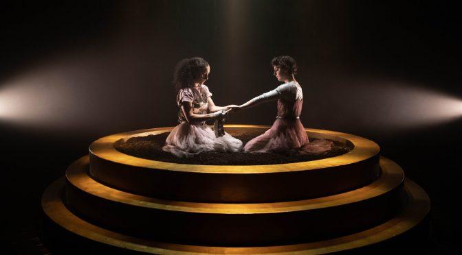 """Antigone"" at the New Diorama Theatre"