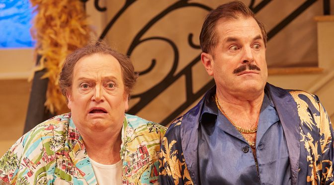 """La Cage aux Folles [The Play]"" at the Park Theatre"