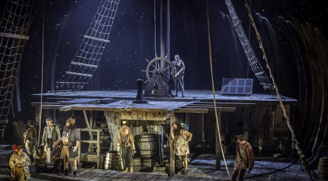 """Treasure Island"" from NTLive"