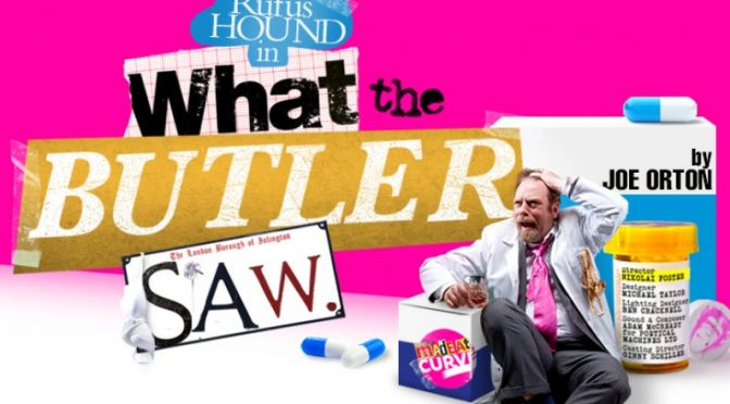 """What the Butler Saw"" from the Curve Leicester"