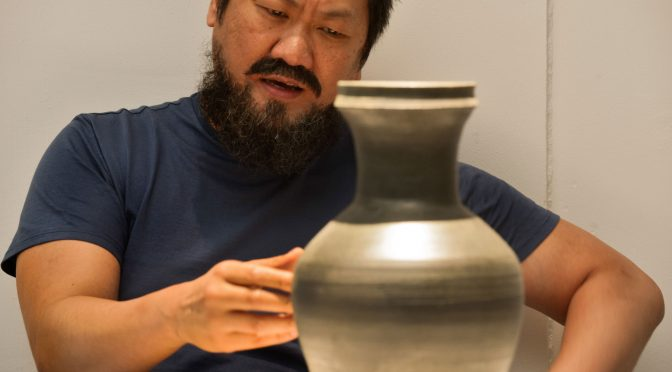 """#AIWW: The Arrest of Ai Weiwei"" from #HampsteadTheatreAtHome"