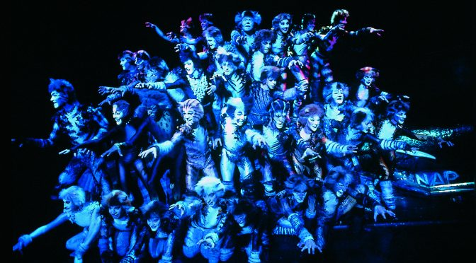 """Cats"" from The Shows Must Go On!"