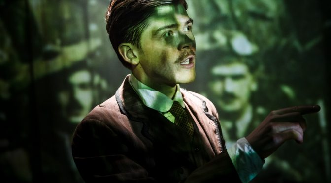 """""""It Is Easy To Be Dead"""" from the Finborough Theatre"""