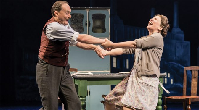 """""""Flowers for Mrs Harris"""" from Chichester Festival Theatre"""
