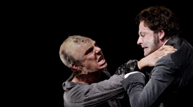 """Frankenstein"" from NTLive"