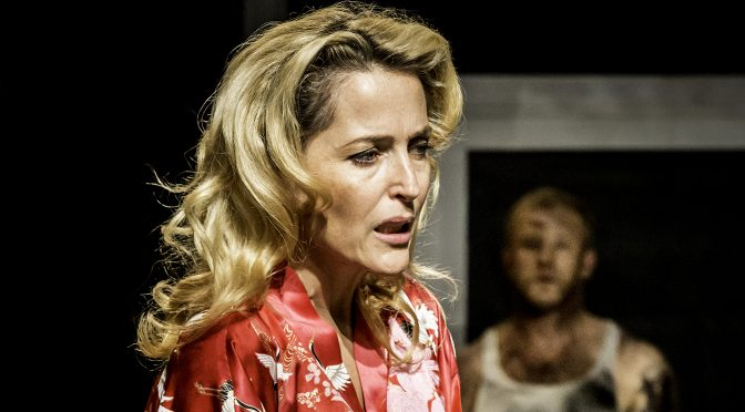 """""""A Streetcar Named Desire"""" from NTLive"""