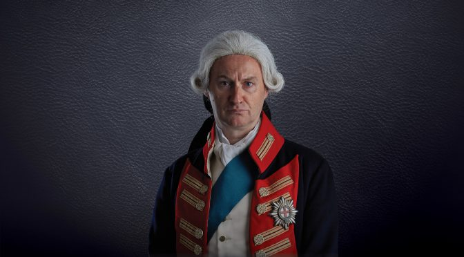 """The Madness of George III"" from NTLive"
