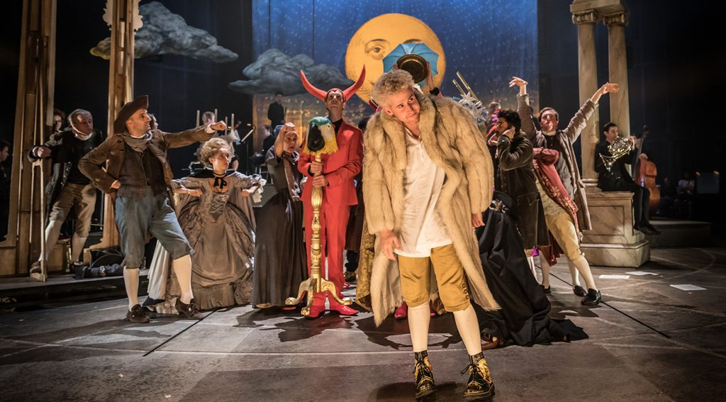 Amadeus at the National Theatre by Marc Brenner
