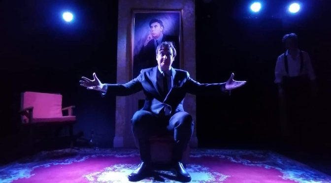 """Howerd's End"" at The Golden Goose Theatre"