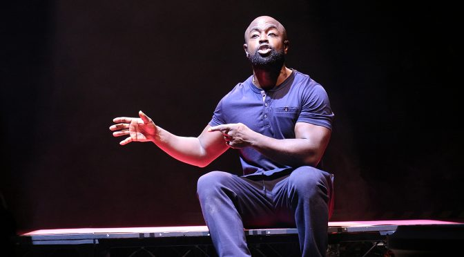 Death of England Delroy at the National Theatre