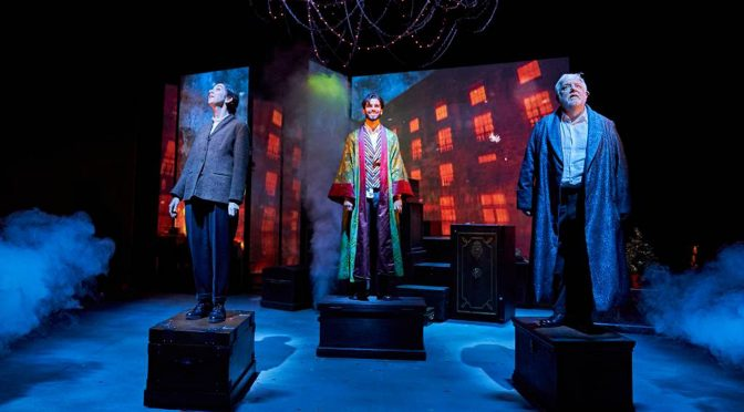 """A Christmas Carol"" at the Bridge Theatre"