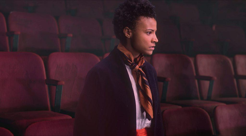Jessica Murrain as Prince in Romeo & Juliet credit Ryan Metcalfe Preevue