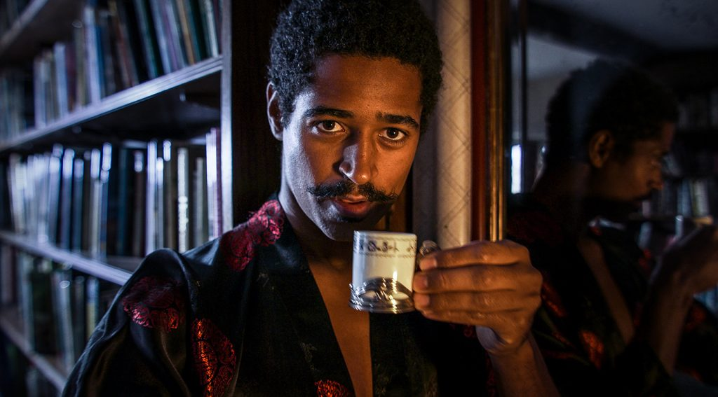 Alfred Enoch in The Picture of Dorian Gray