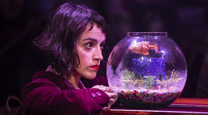 """""""Amélie"""" at The Criterion Theatre"""