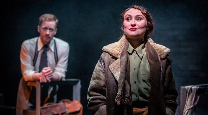 """Lone Flyer"" at the Jermyn Street Theatre"