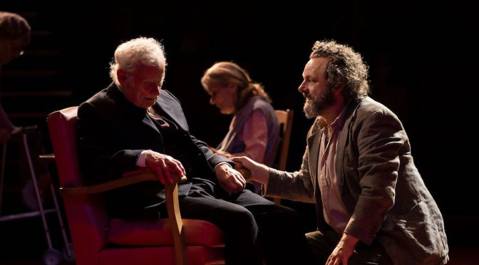 """""""Under Milk Wood"""" at the National Theatre"""