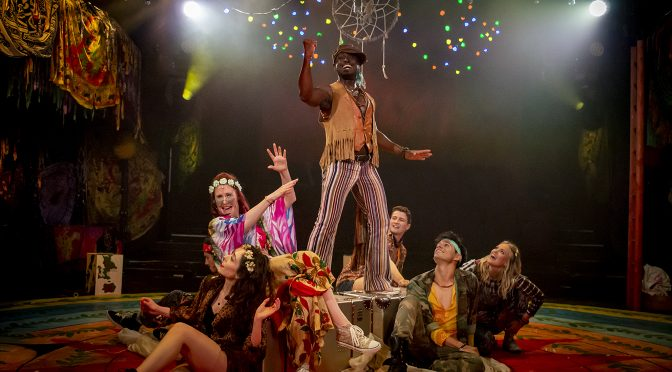 """""""Pippin"""" at the Charing Cross Theatre"""