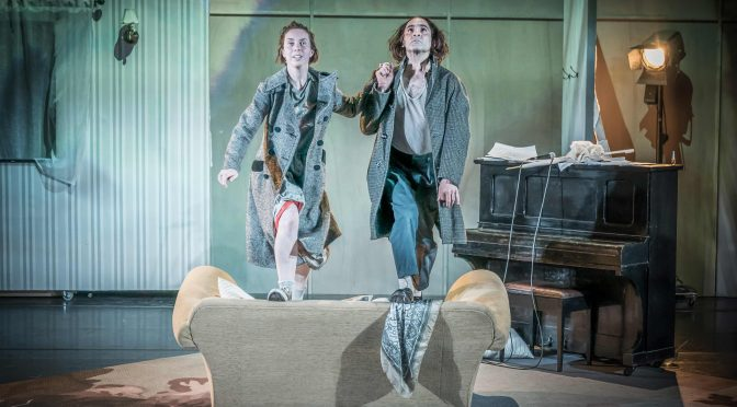 """""""The Two Character Play"""" at Hampstead Theatre"""
