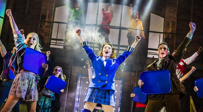 """""""Heathers – The Musical"""" at the Theatre Royal Haymarket"""
