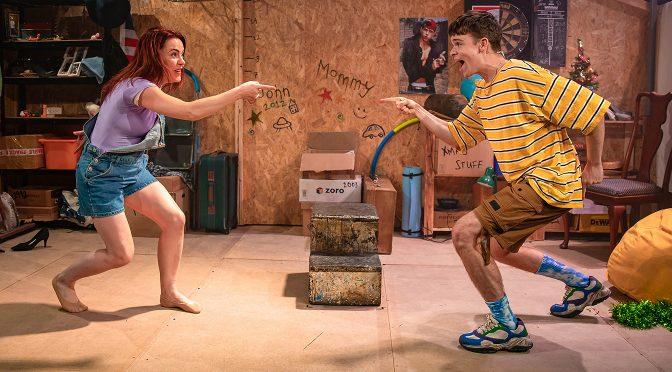 """John & Jen"" at the Southwark Playhouse"