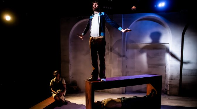 """""""Small Change"""" at the Omnibus Theatre"""