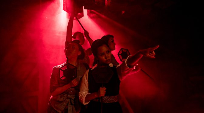 """Tokyo Rose"" at the Southwark Playhouse"