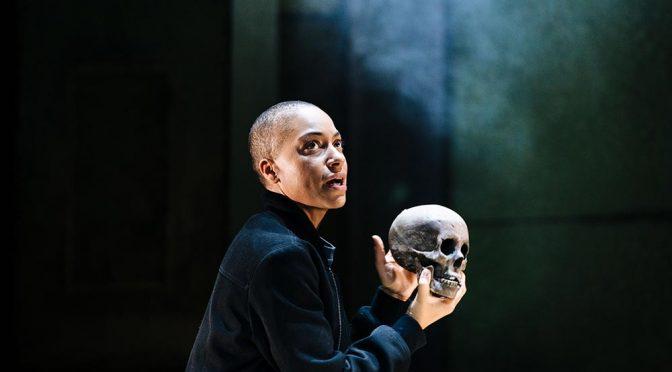 """""""Hamlet"""" at the Young Vic"""