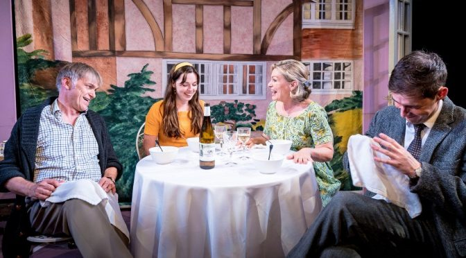 """""""Relatively Speaking"""" at the Jermyn Street Theatre"""