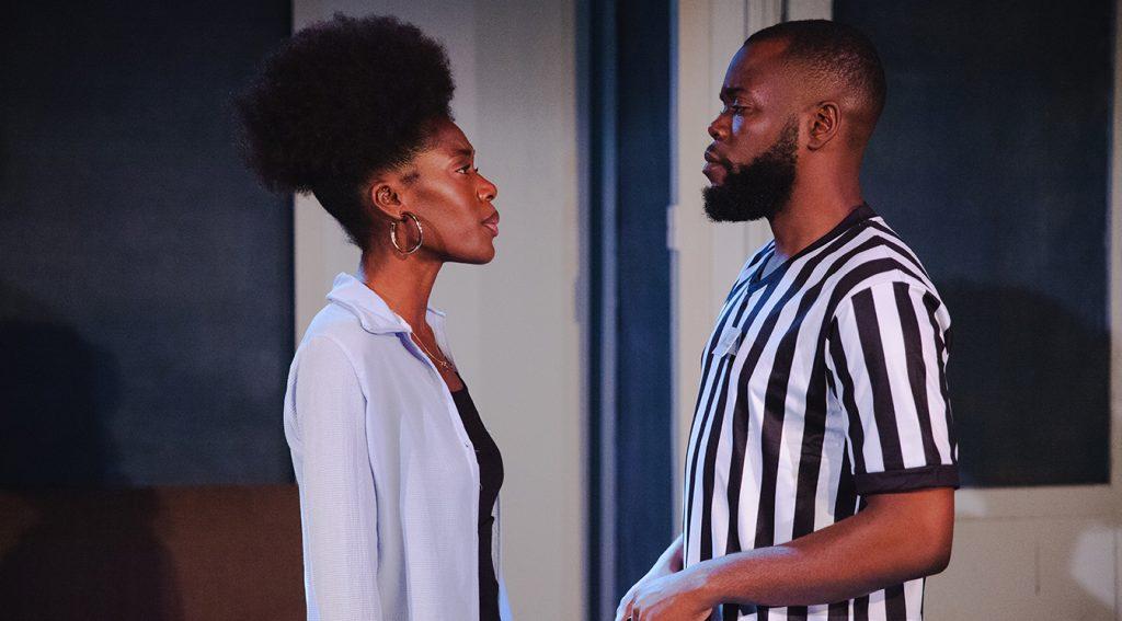 Tosin Alabi and Anyebe Godwin in FOXES credit Adiam Yemane